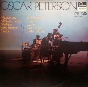Oscar Peterson - Oscar Peterson (Soul Español) (LP)