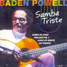 Baden Powell - Sama Triste (CD)
