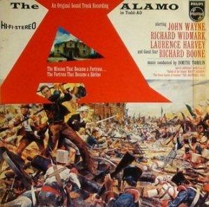 Dimitri Tiomkin - The Alamo (LP)