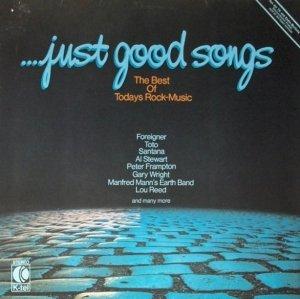 ...Just Good Songs (LP)