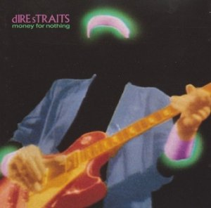 Dire Straits - Money For Nothing (CD)