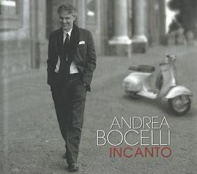 Andrea Bocelli - Incanto (CD)