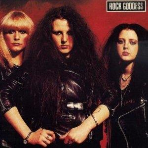 Rock Goddess - Rock Goddess (LP)