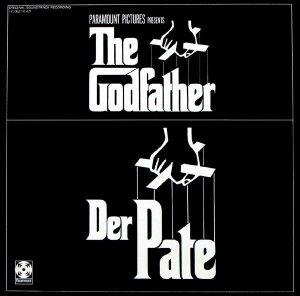 Nino Rota - The Godfather (Original Soundtrack Recording) (LP)