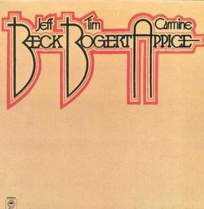 Beck, Bogert & Appice - Beck, Bogert & Appice (LP)