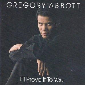 Gregory Abbott - I'll Prove It To You (LP)