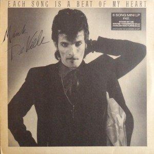 Mink DeVille - Each Song Is A Beat Of My Heart (LP)