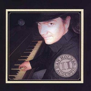 Acoustic Dan Holmes (CD)