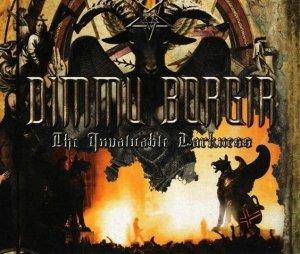 Dimmu Borgir - The Invaluable Darkness (2DVD+CD)