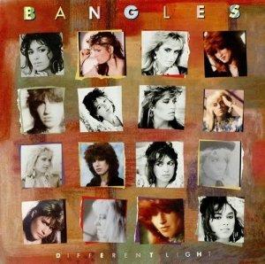 Bangles - Different Light (LP)