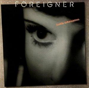 Foreigner - Inside Information (LP)