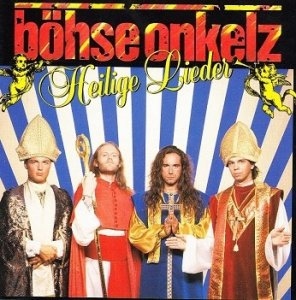 Böhse Onkelz - Heilige Lieder (CD)
