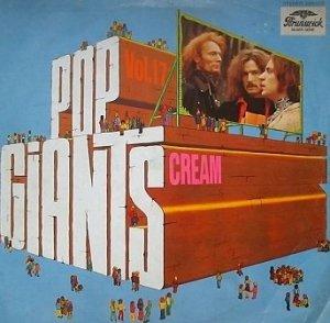 Cream - Pop Giants, Vol. 17 (LP)
