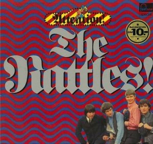 The Rattles - The Rattles! (LP)