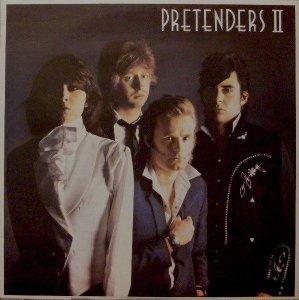 The Pretenders - Pretenders II (LP)
