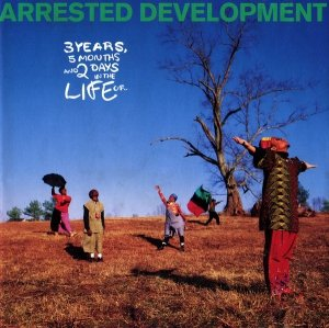Arrested Development - 3 Years, 5 Months And 2 Days In The Life Of... (CD)