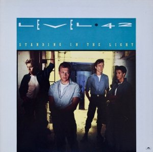 Level 42 - Standing In The Light (LP)