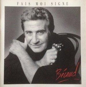 Gilbert Bécaud - Fais Moi Signe (LP)