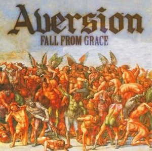 Aversion - Fall From Grace (CD)
