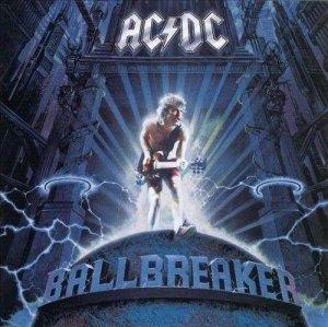 AC/DC - Ballbreaker (CD)