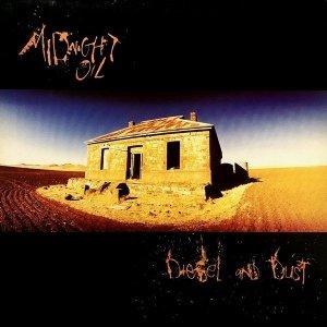Midnight Oil - Diesel And Dust (LP)