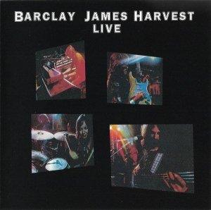 Barclay James Harvest - Live (CD)