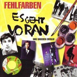 Fehlfarben - Es Geht Voran (Ihre Grossen Erfolge) (CD)