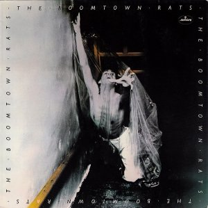 The Boomtown Rats - The Boomtown Rats (LP)