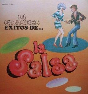 14 Grandes Exitos De La Salsa (LP)