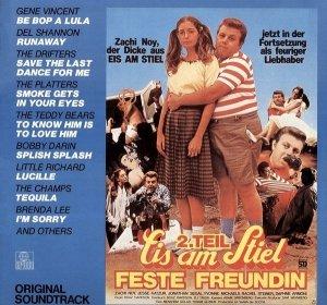 Eis Am Stiel - 2. Teil - Feste Freundin - Original Soundtrack (LP)