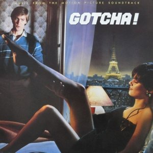Gotcha! - Music From The Motion Picture Soundtrack (LP)
