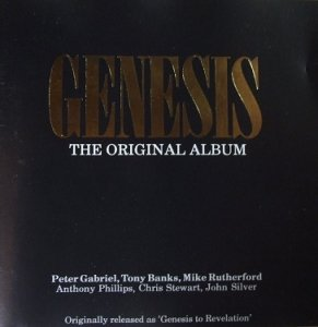 Genesis - The Original Album (From Genesis To Revelation) (CD)