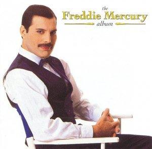 Freddie Mercury - The Freddie Mercury Album (CD)