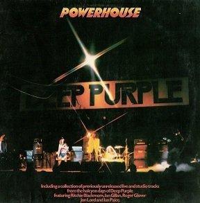 Deep Purple - Powerhouse (LP)