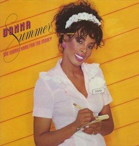 Donna Summer - She Works Hard For The Money (LP)
