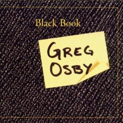 Greg Osby - Black Book (CD)