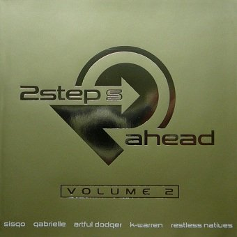 2 Steps Ahead Volume 2 (2CD)