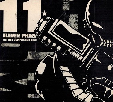 Eleven Phases - Detroit Compilation (CD)