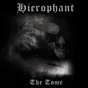 Hierophant - The Tome (CD)