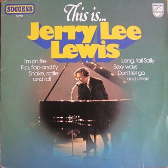 Jerry Lee Lewis - This Is... (LP)