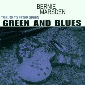 Bernie Marsden - Green And Blues (CD)
