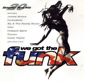 We Got The Funk (CD)