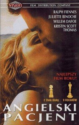 Angielski pacjent (VHS)