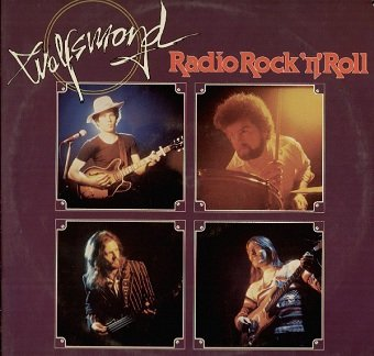 Wolfsmond - Radio Rock 'N' Roll (LP)