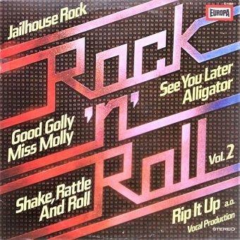 The Air Mail - Rock 'N' Roll Vol. 2 (LP)