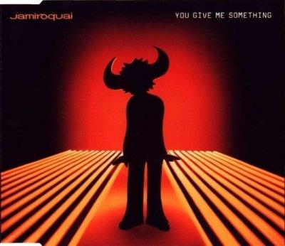 Jamiroquai - You Give Me Something (Maxi-CD)