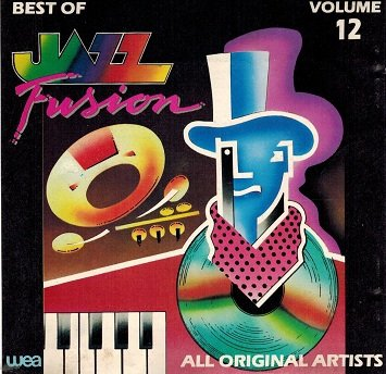 Best Of Jazz Fusion Volume 12 (CD)