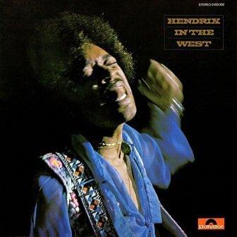 Jimi Hendrix - Hendrix In The West (LP)