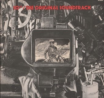 10cc - The Original Soundtrack (LP)