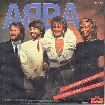 ABBA - Under Attack / You Owe Me One (7)